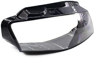 2007 Color Negro Kit de reparaci/ón de Interruptor de Faros antiniebla para Audi A4 S4 8E B6 B7 2000 Biback