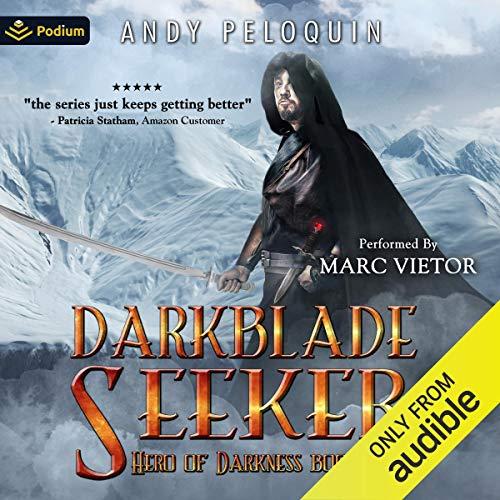Darkblade Seeker cover art