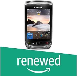 (Renewed) Blackberry Torch 9800 (Black)