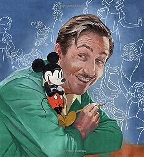 Walt's Imagination (A Big Words Biography): The Life of Walt Disney