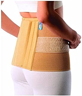 Medium Sacro Lumbar Belt Double Support Low Back Ache Pain Spinal Injury Sciatica Osteoarthritis