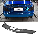 Auto Heckspoiler für Mercedes Benz CLS W218 Renntech Style Spoiler 2012-2015, Prämie Material Car Rear Dekorativer Einfache Installation