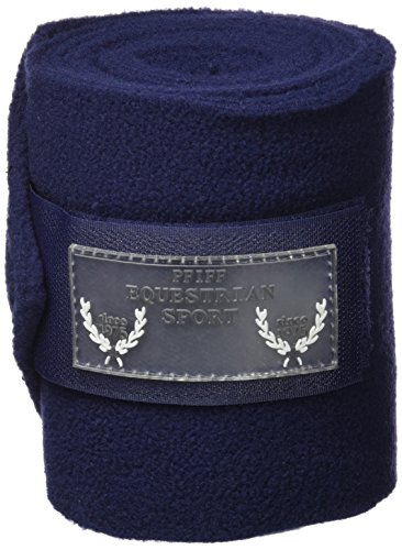 Fleecebandagen Polo, blau