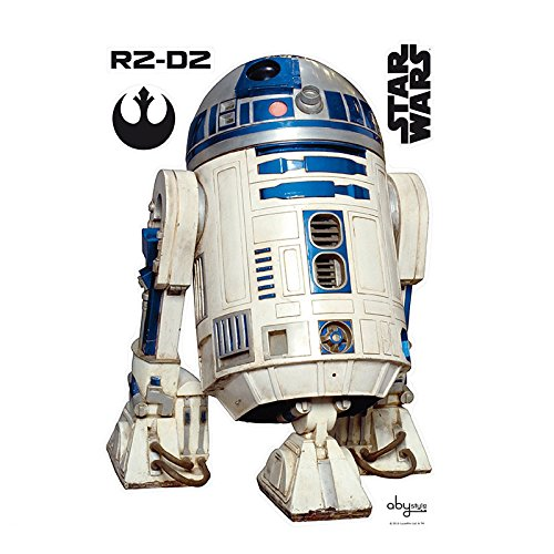 ABYstyle - STAR WARS - Stickers - Scale 1 - R2D2