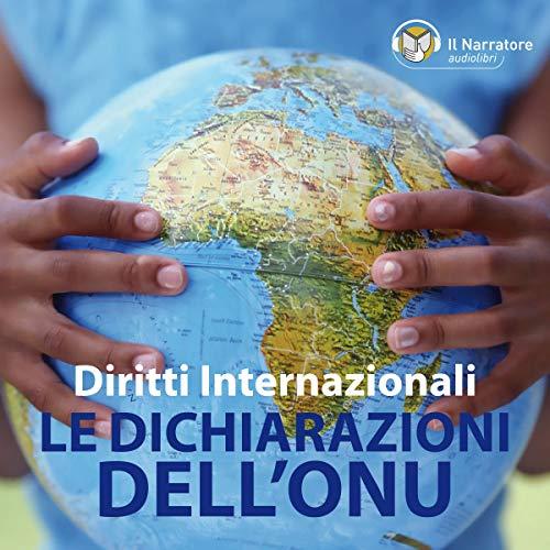 I Diritti internazionali: le Dichiarazioni dell'ONU copertina
