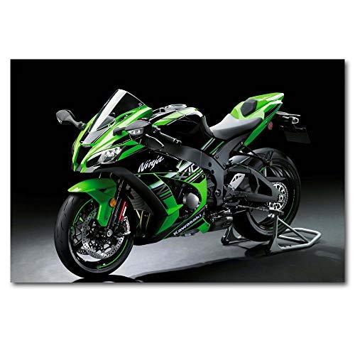 keletop Deporte de Superbike Puzzle Adulto 1000 Piezas Juegos Casuales Divertidos Juguetes de Regalo adecuados para Amigos y Familiares 50x75cm