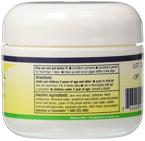 Sombra Cool Therapy Gel, 2 Count