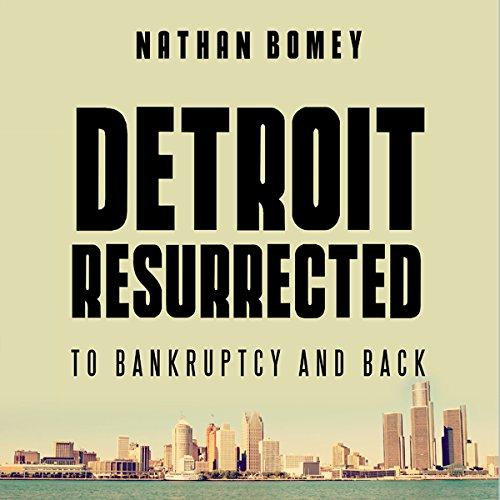 Detroit Resurrected audiobook cover art