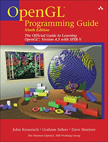 OpenGL Programming Guide: The Official Guide to Learning OpenGL, Version 4.5 with SPIR-V (English Ed...