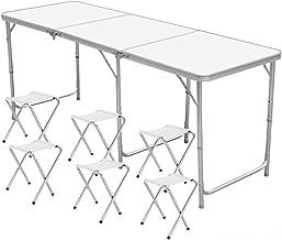 Tavoli Pieghevoli Per Ambulanti.Amazon It Tavoli Pieghevoli Per Mercatini