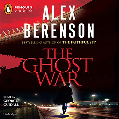 Couverture de The Ghost War