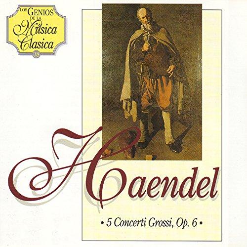 Concerto Grosso Op. VI, nº1 en Sol mayor - Atempo giusto. Allegro
