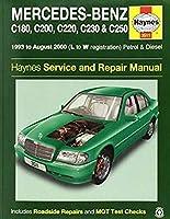 Mercedes-Benz C-Class Petrol & Diesel (93-Aug 01) L to W reg (Service & Repair Manuals)