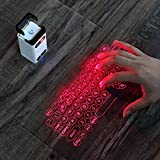 IYUNDUN Tastiera Wireless per Proiezione Laser, Tastiera Virtuale...
