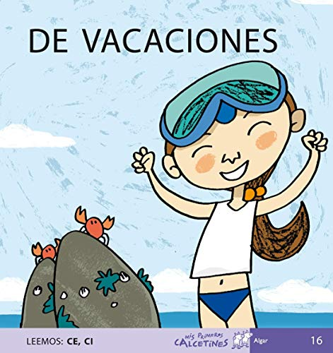 De Vacaciónes (MIS PRIMEROS CALCETINES) - 9788496514225