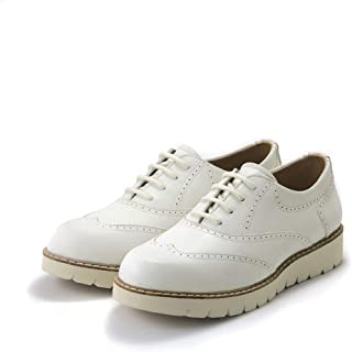 Bussola Liverpool Oxfords Doeskin, Women's Shoes