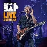 Niedeckens Bap: Live & Deutlich (2cd) (Audio CD (Standard Version))