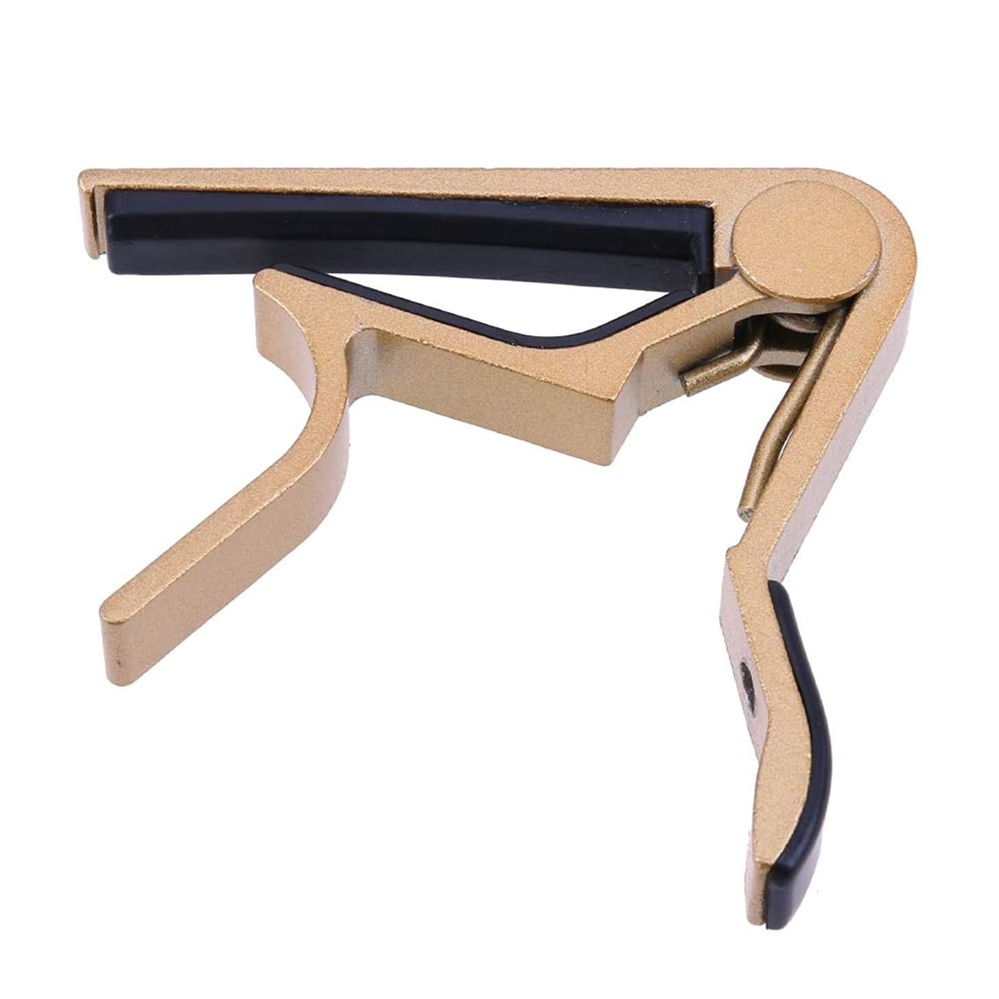 Guitar Accessories Aluminum Alloy Guitar Tuner Clamp Professional Key Trigger Capo for Acoustic Electric Musical Instruments