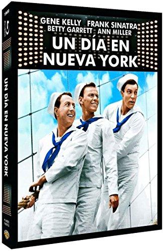 Un Dia En Nueva York Blu-Ray [Blu-ray]