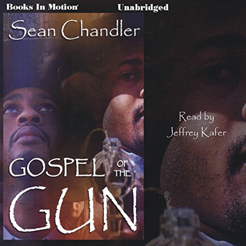 Gospel of the Gun audiobook cover art