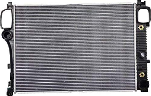 Radiator - Pacific Best Inc For/Fit 2875 07-11 Mercedes-Benz CL-Class 07-11 S450 S550 S600 S65 S63 w/TOC