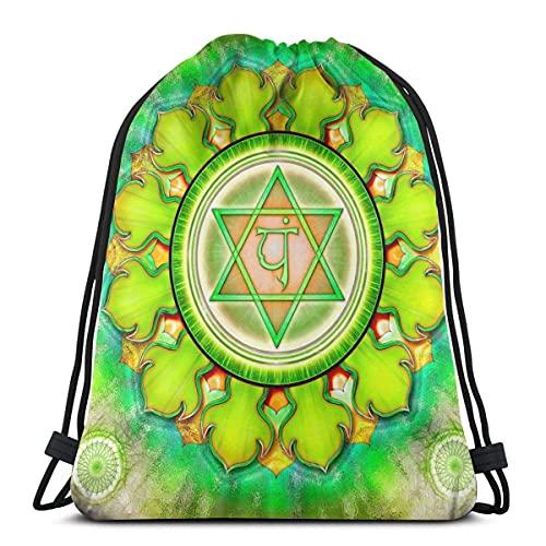 Lmtt Flor de la mochila del lazo con la bolsa de viaje de la mochila del gimnasio de los deportes del lirio de agua