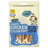 Good Boy Waggles & Co Chicken Calcio Bones Dog Treats 100 G