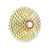 XCSM MTB Bike 8 Speed 11-36T Cassette Mountain 8S Freilauf Kettenrad Fahrradteile Für M410 M360 M310 2400 Gold