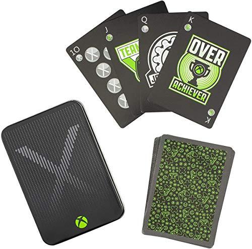 Paladone- Juego de Cartas, Multicolor (XBox Playing Cards) , color/modelo surtido