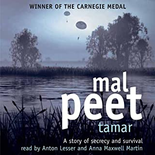 Tamar     A Novel of Espionage, Passion, and Betrayal              By:                                                                                                                                 Mal Peet                               Narrated by:                                                                                                                                 Anton Lesser,                                                                                        Anna Maxwell Martin                      Length: 12 hrs and 11 mins     6 ratings     Overall 5.0