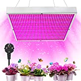 SINJIA 120W LED Lampade da Coltivazione Indoor, E27 1365 LEDs Full Spectrum Plant Light LED Grow Light per giardino Serra Piante da interno Piantina Verdure, Fiori