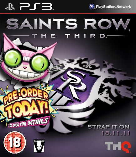 Saints Row: The Third - Limited Edition (Playstation 3) [importación inglesa]