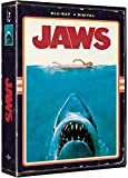 Jaws [Blu-ray] Retro VHS Clamshell Box Packaging [Movies Anywhere Digital Movie Included]