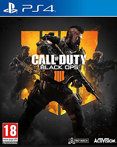 Call of Duty. Black Ops 4
