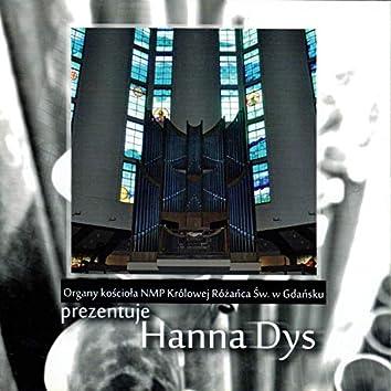 Organy kosciola NMP Krolowej Rozanca Sw. w Gdansku prezentuje Hanna Dys