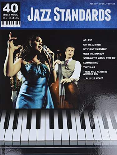 Jazz Standards: 40 Sheet Music B...