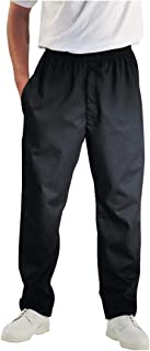 Chef Works Lightweight Slim Pants Pantaloni da Chef Uomo