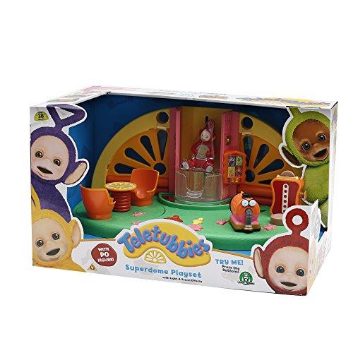 Teletubbies - Spielset Superdome (Giochi Preziosi TLB07000)