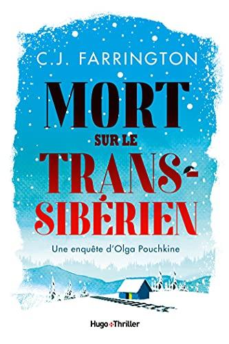 Couverture du livre Mort sur le Transsibérien - Extrait offert