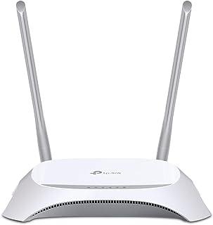تي بي لينك – راوتر 3G/4G وايرلس N – (TL-MR3420)