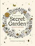 Secret Garden Artist 039 s Edition: A Pull-Out Frame Colouring Book