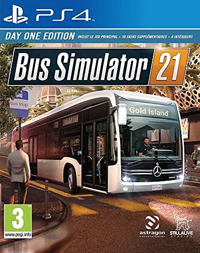Bus Simulator 21 - Day One Edition (Playstation 4)