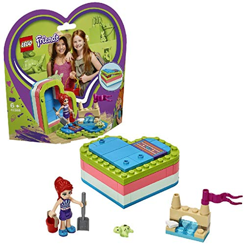 LEGOFriends41388 - Mias sommerliche Herzbox, Bauset