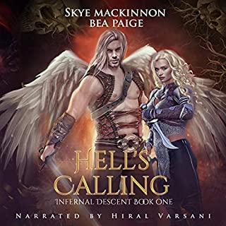 Hell's Calling: A Reverse Harem audiobook cover art