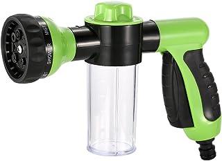 KKmoon Spray de canhão de espuma para carro, ferramentas de irrigação de mangueira de jardim de arruela de carro de alta p...