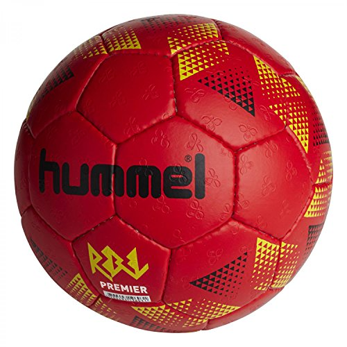 Hummel REBEL PREMIER HANDBALL FLAME SCARLET - 2