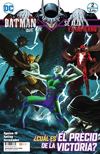 El Batman que ríe: Se Alza El Infierno núm. 02 De 4 (El Batman que ríe: Se alza el infierno (O.C.))
