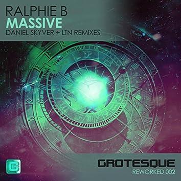 Massive (Daniel Skyver + LTN Remixes)