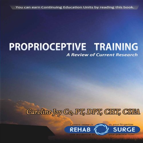 Proprioceptive Training audiobook cover art