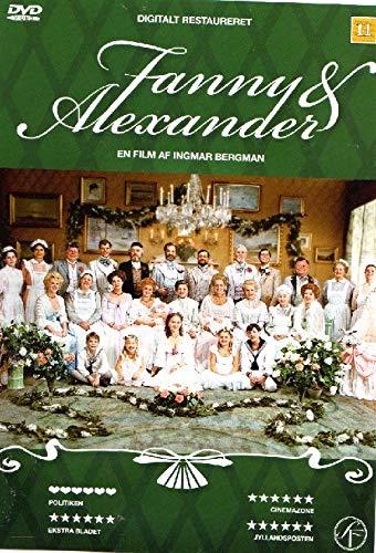 Fanny et Alexandre (Fanny And Alexander) (1982) (Digitally Remastered) (Region 2) (Origine Scadinavian) (Sans sous-titres français) (Sans Langue Francaise)